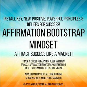 Affirmation Bootstrap Mindset