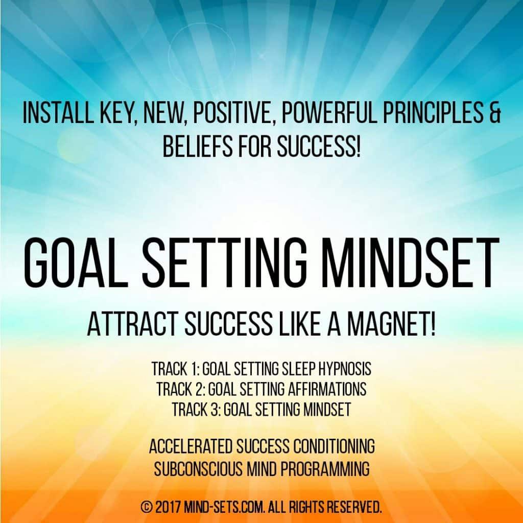 Goal Achievement Mindset