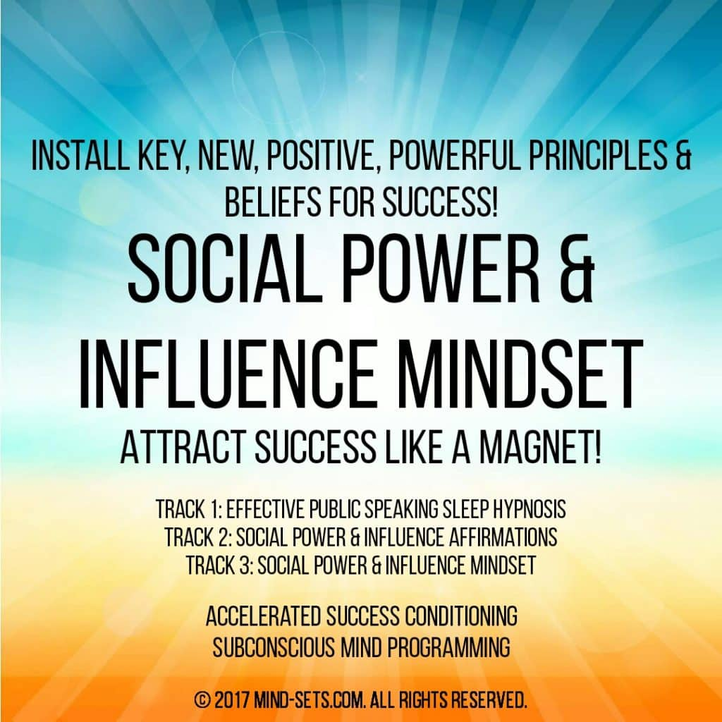Social Power & Influence Mindset