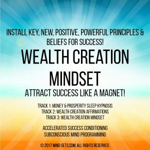 Wealth Creation Mindset