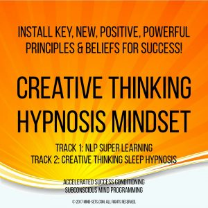 Creative Thinking Hypnosis