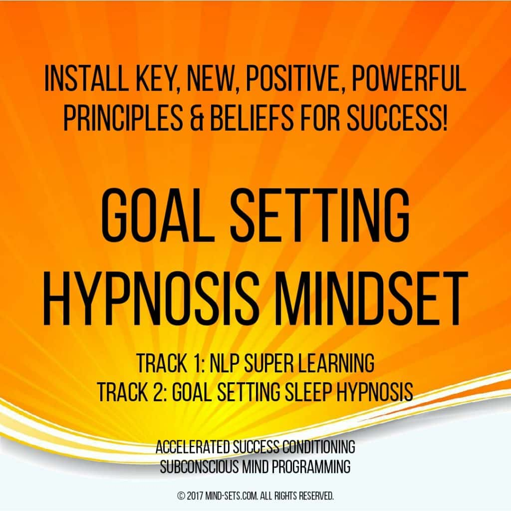 Goal Setting Hypnosis