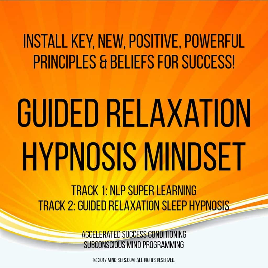 Guided Relaxation Hypnosis Mindset