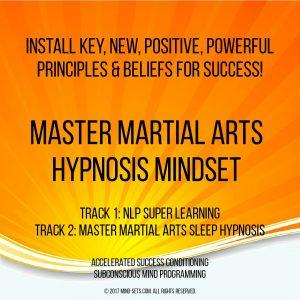 Master Martial Arts Hypnosis