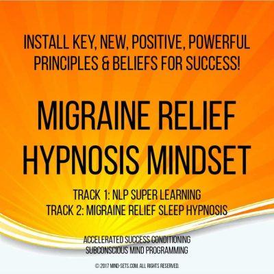 migraine-relief-hypnosis-mindset