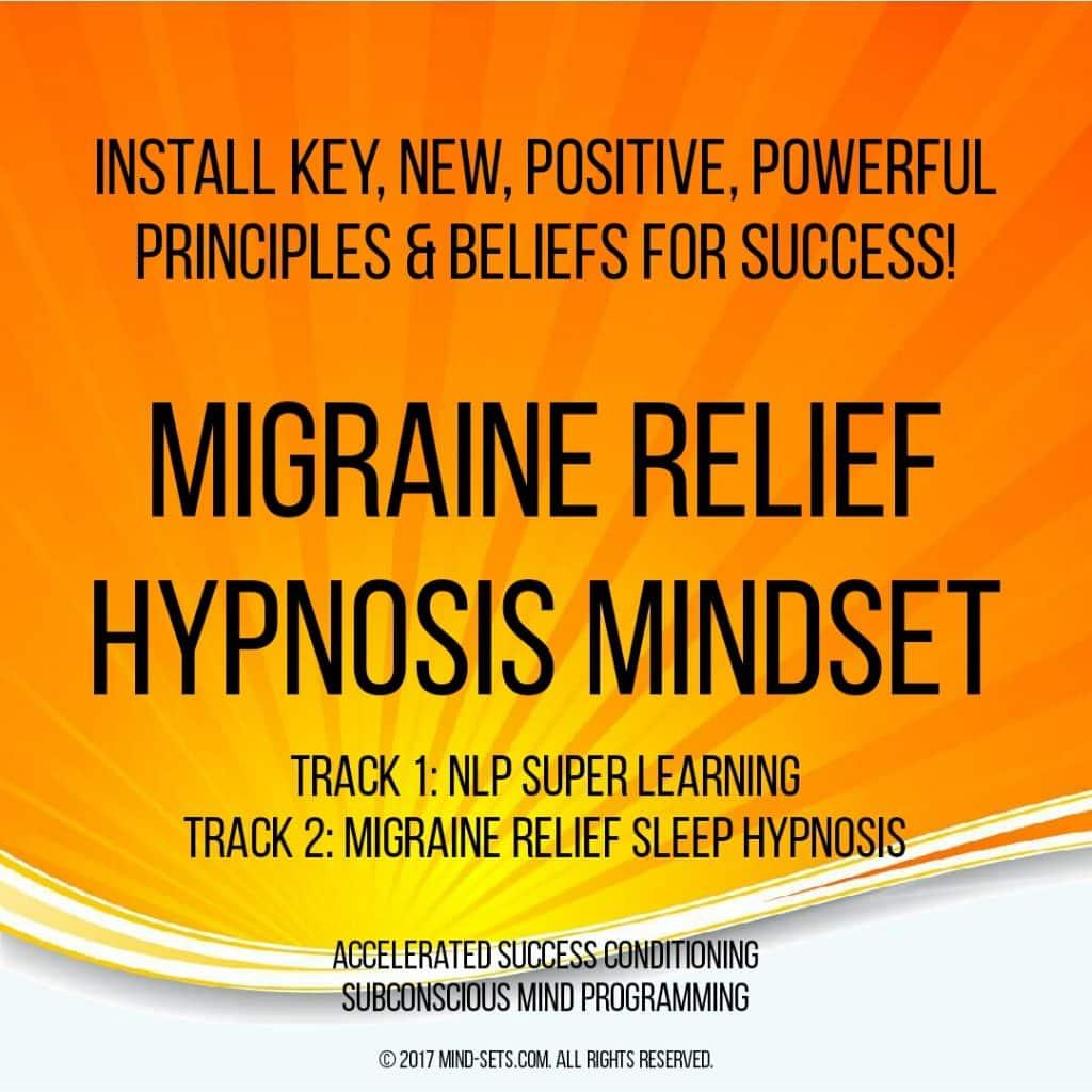 Migraine Relief Hypnosis Mindset