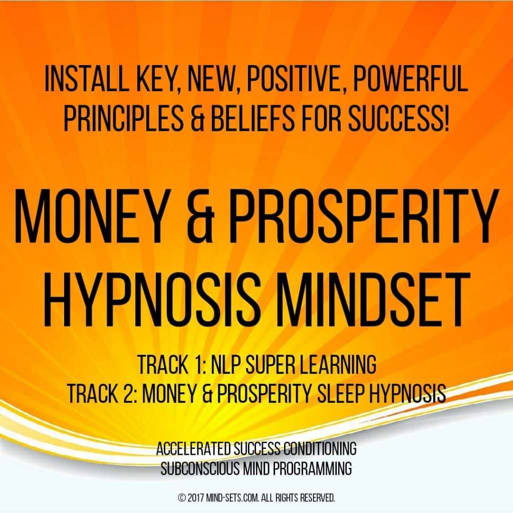 Money & Prosperity Hypnosis Mindset