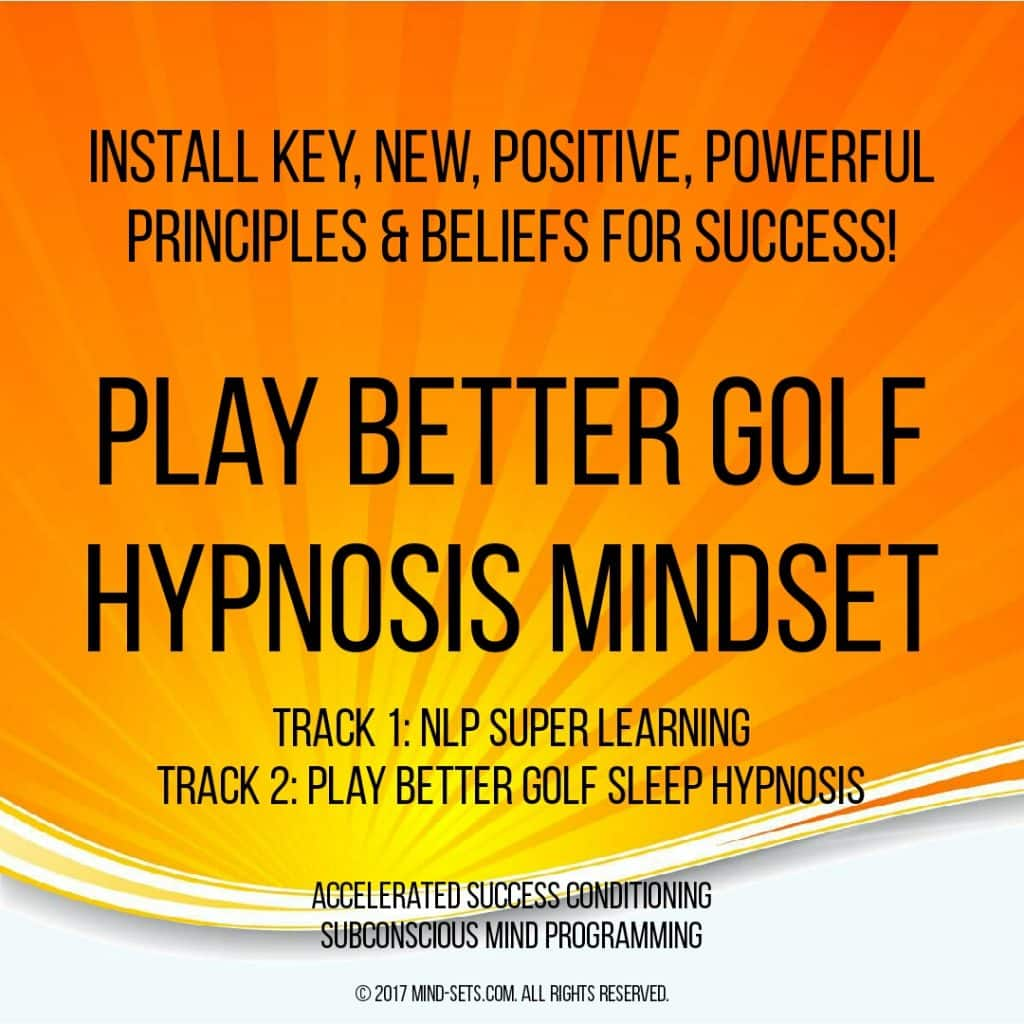 Golf Pro Hypnosis Mindset