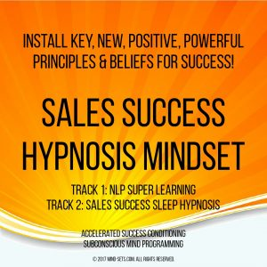 Sales Success Mindset