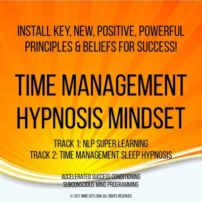 time-management-hypnosis-mindset