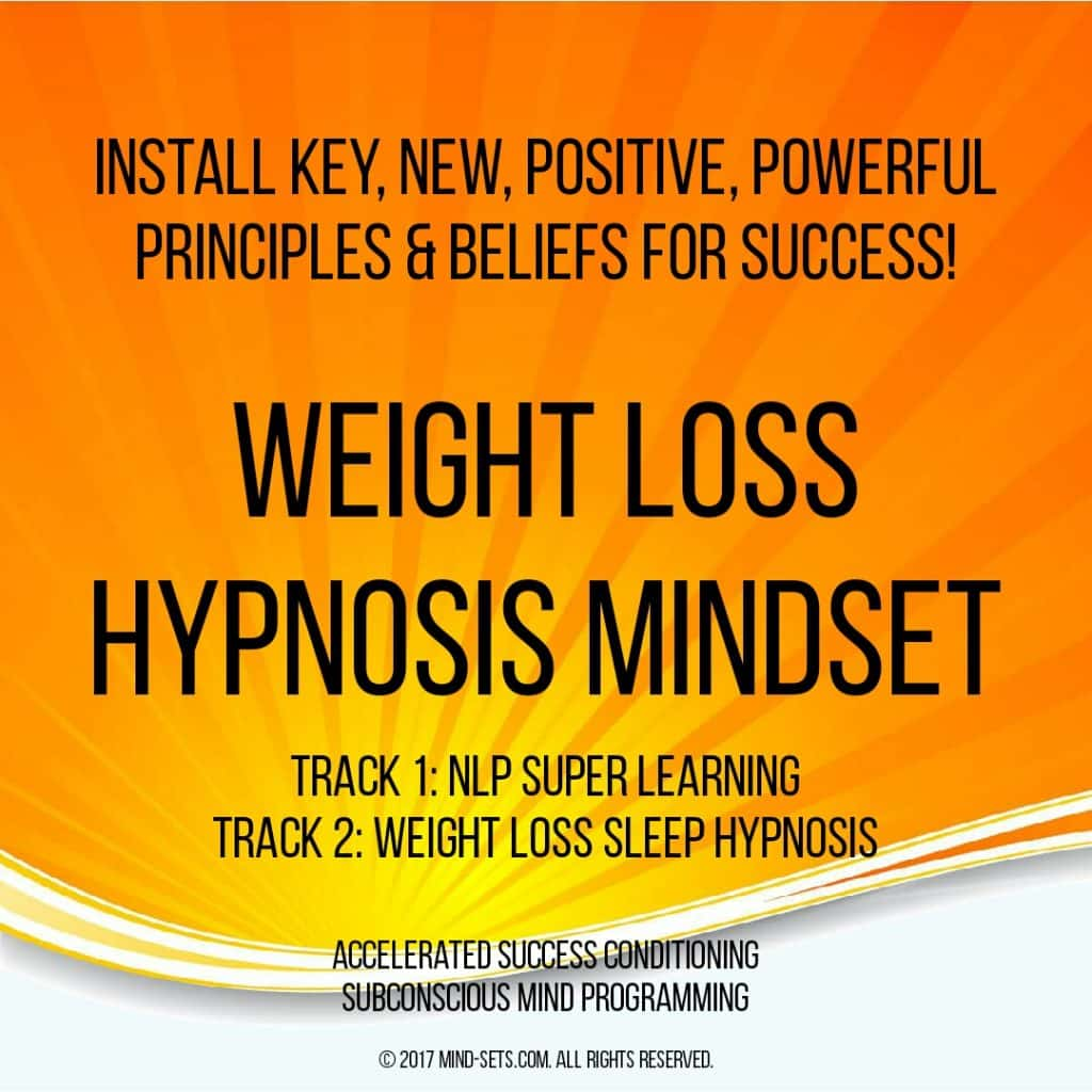 Weight Loss Hypnosis Mindset