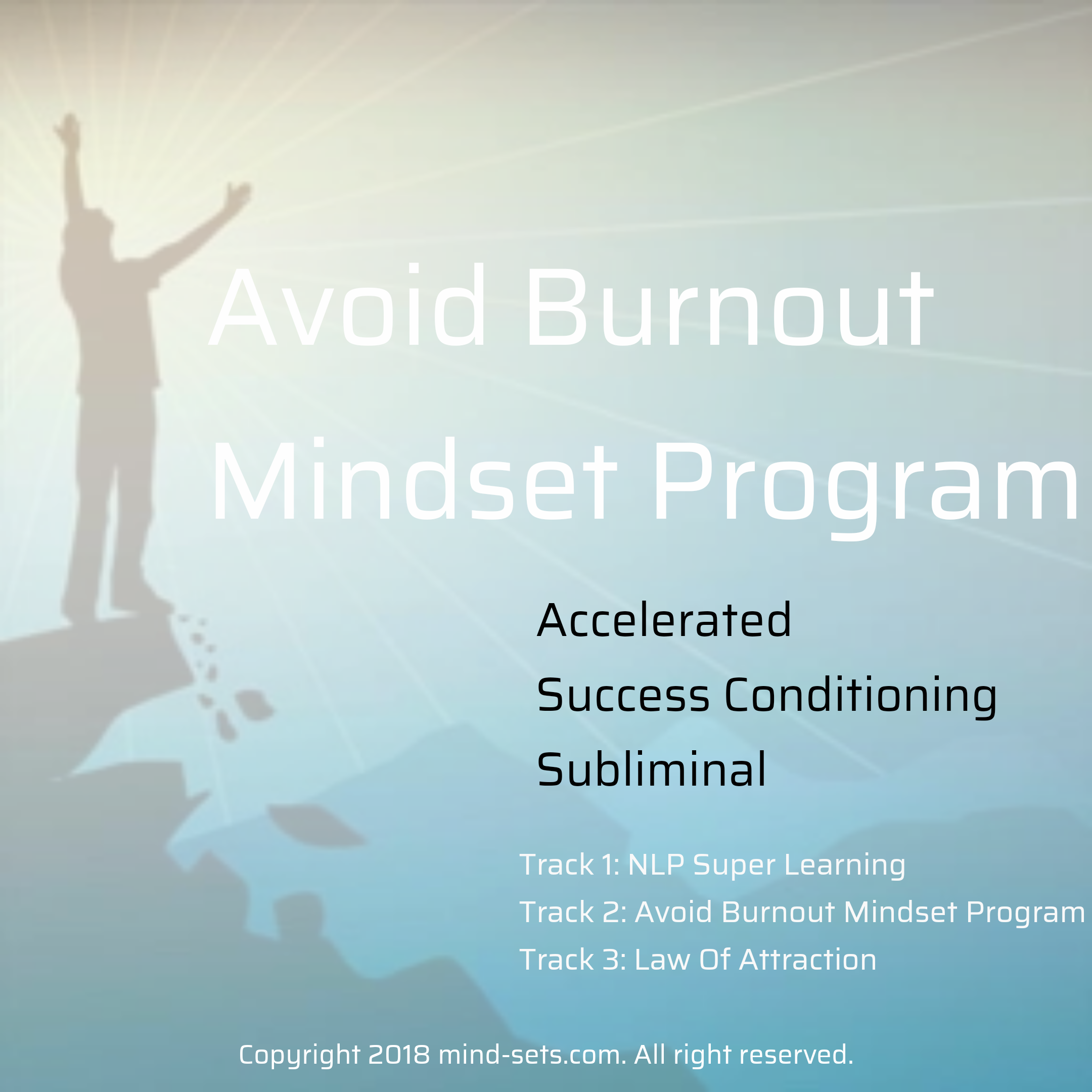 Avoid Burnout Mindset Program