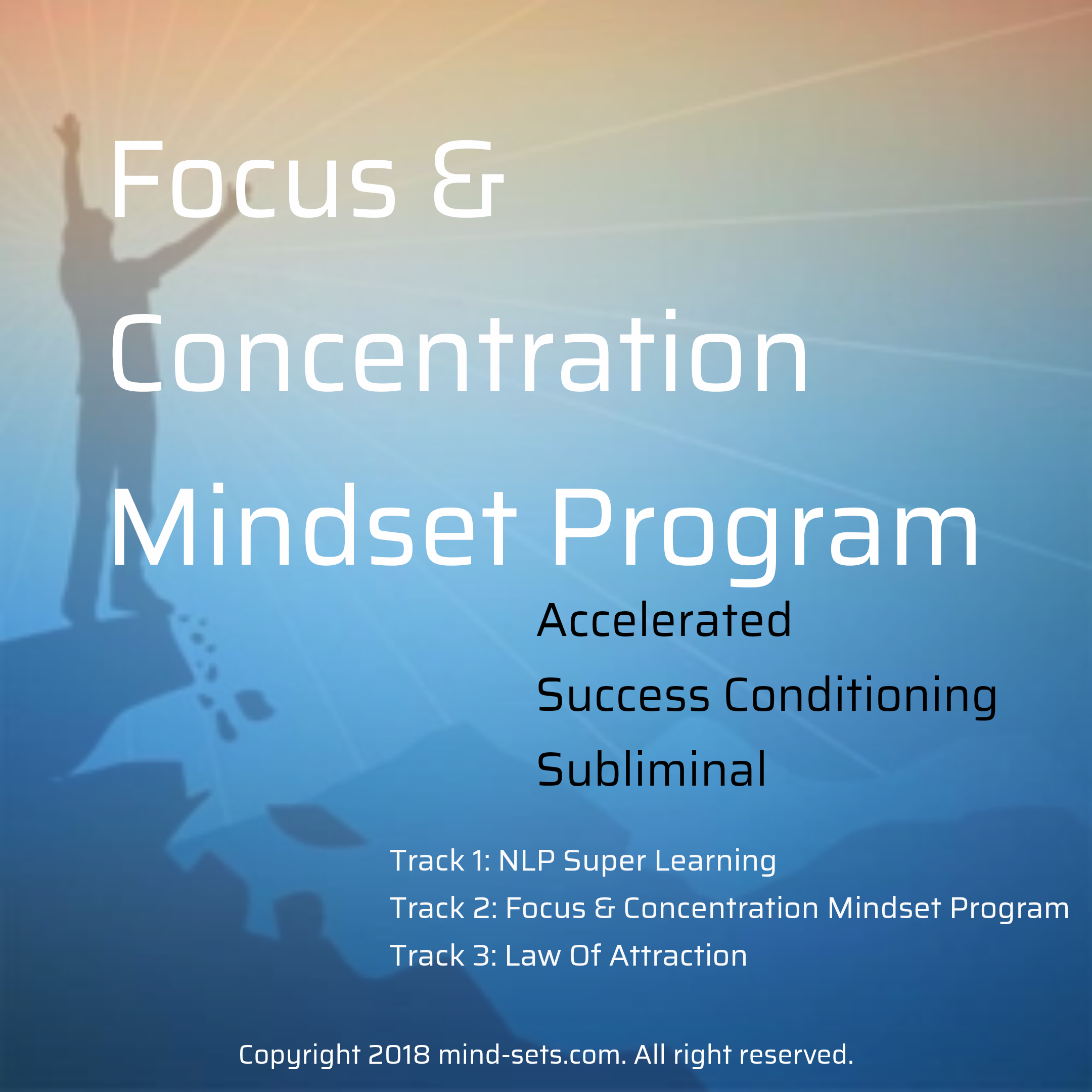 Focus & Concentration Mindset Program