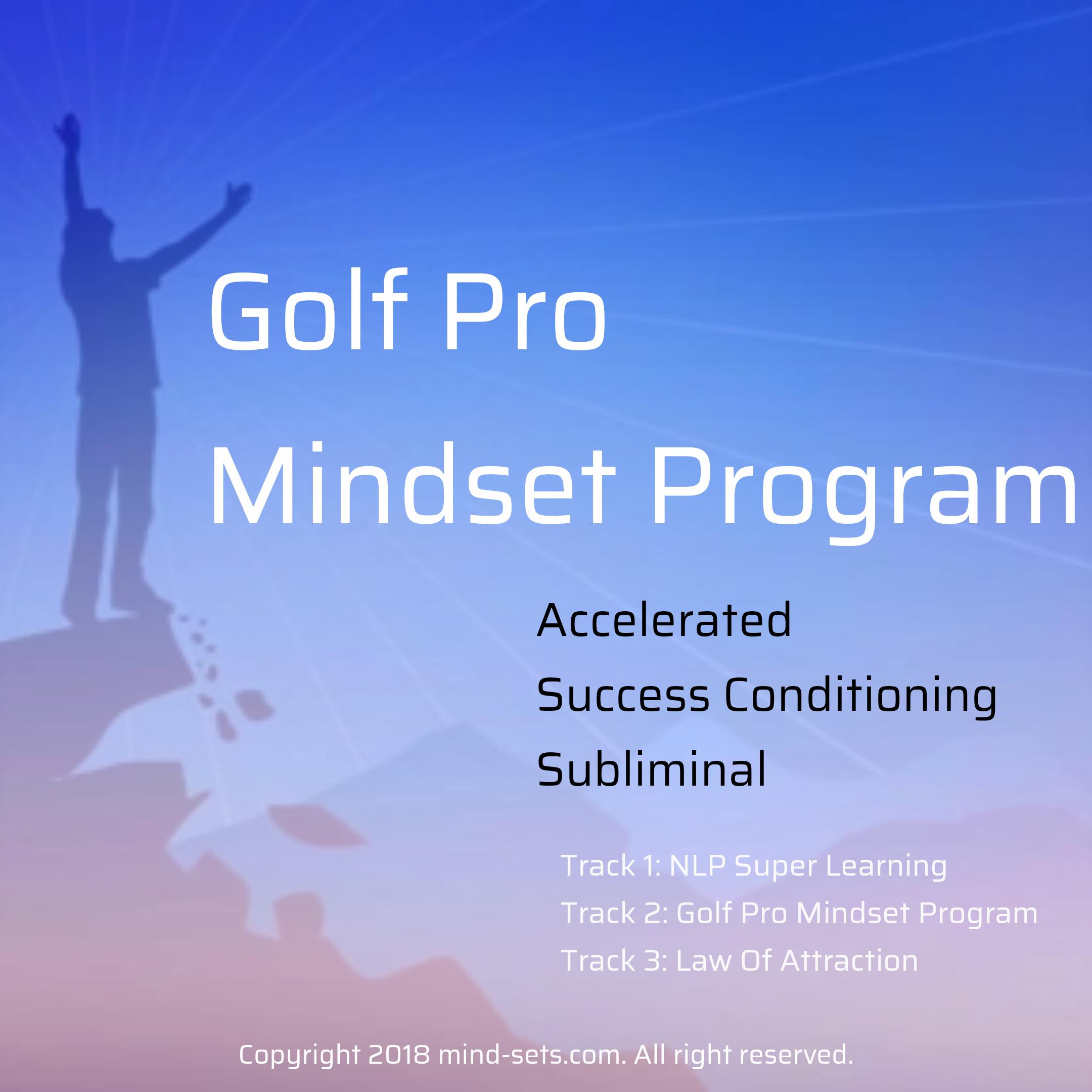 Golf Pro Mindset Program
