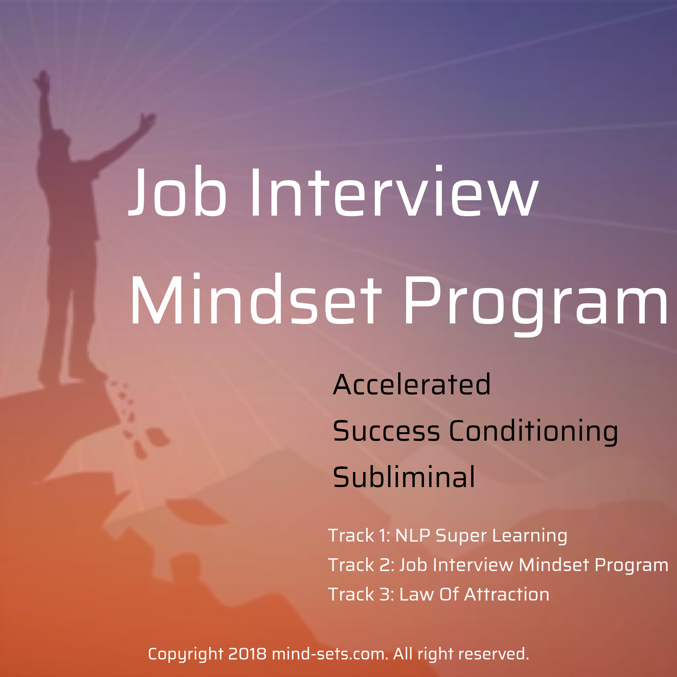 Job Interview Mindset Program