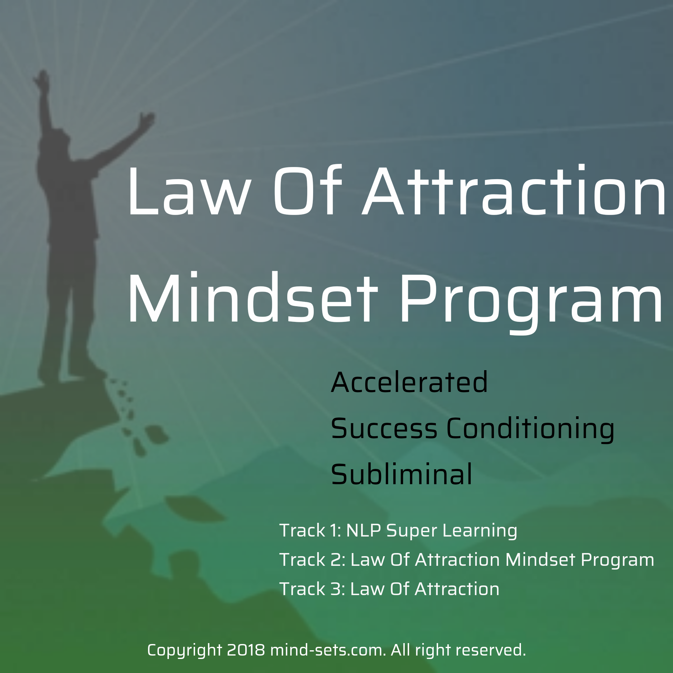 Law Of Attraction Mindset Program