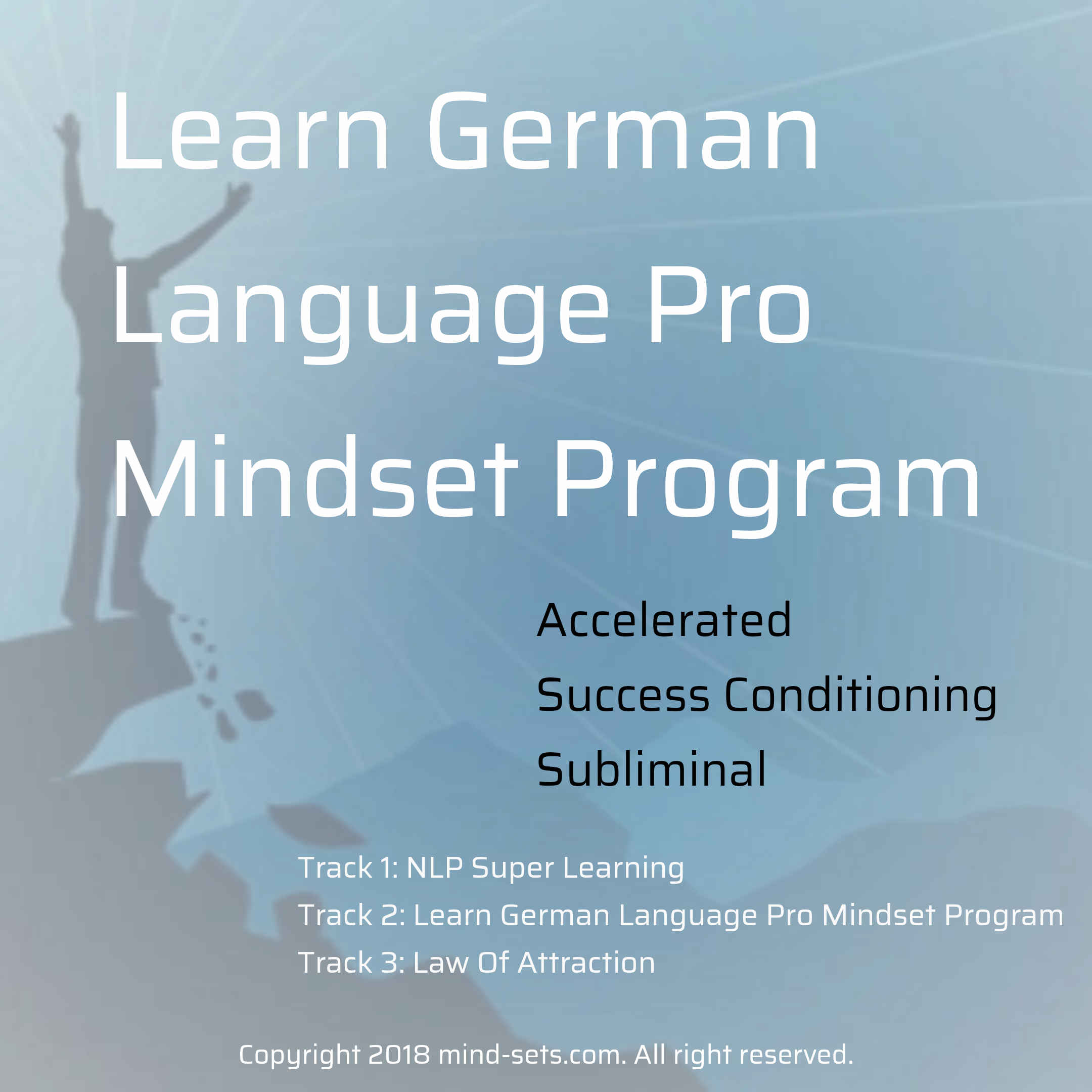 Learn German Language Pro Mindset Program