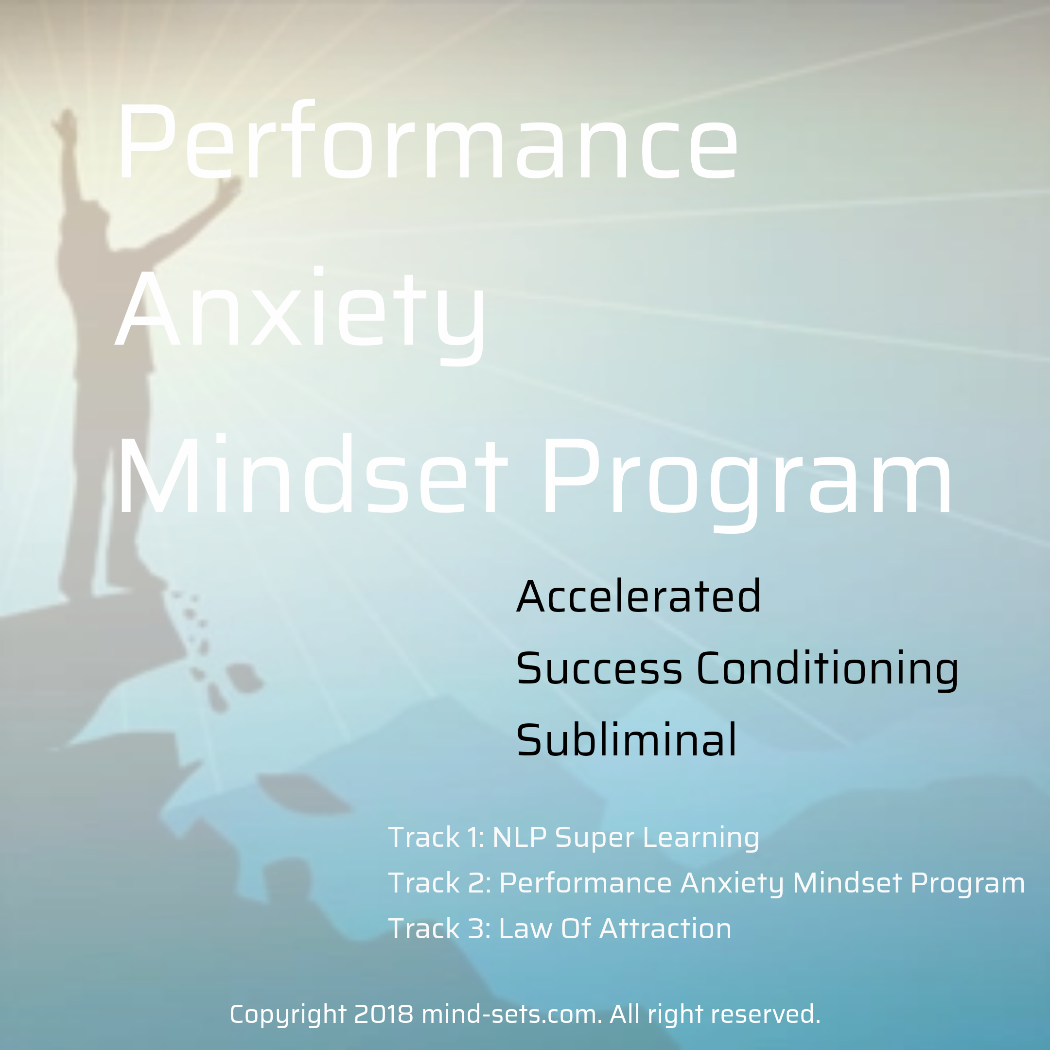 Performance Anxiety Mindset Program