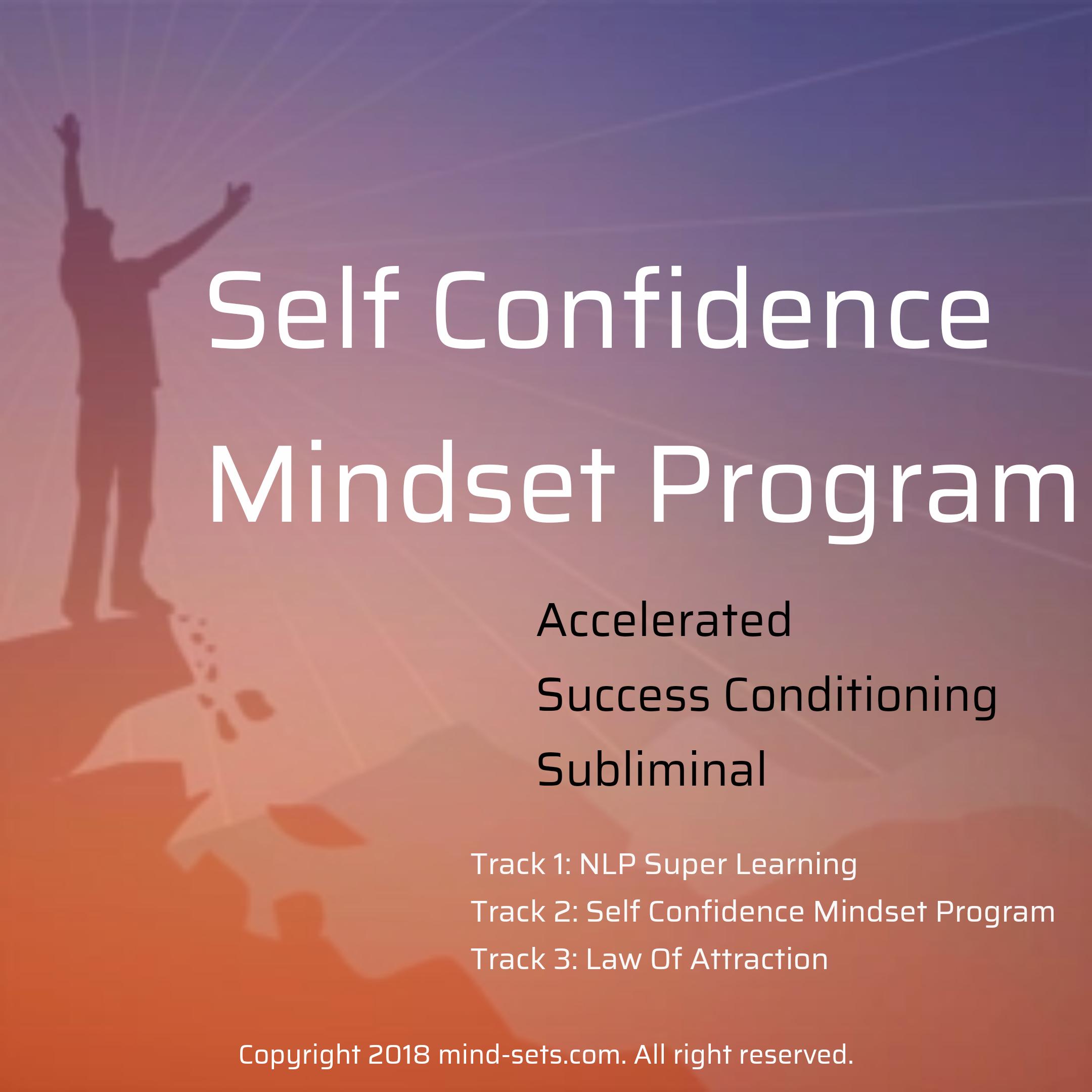 Self Confidence Mindset Program