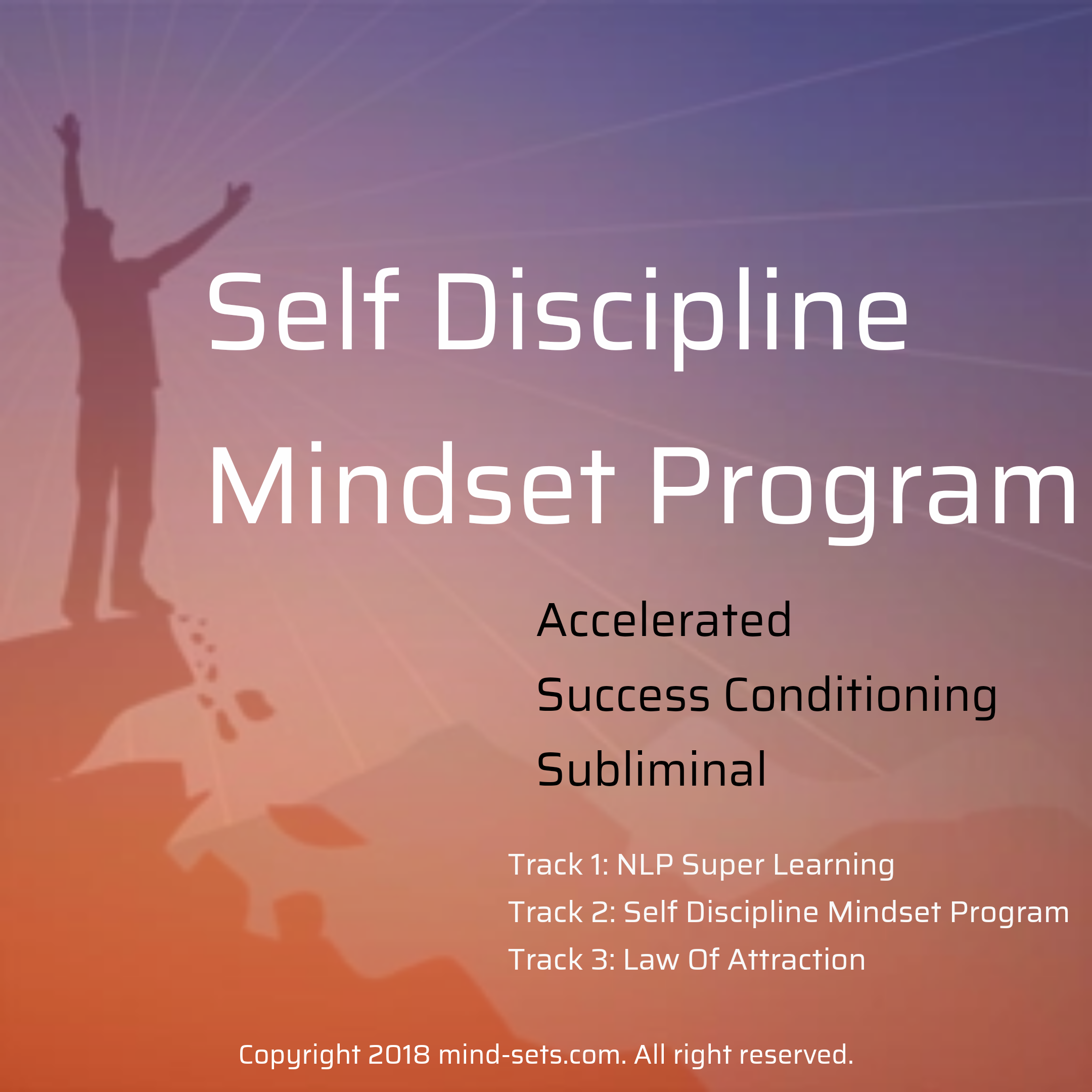 Self Discipline Mindset Program