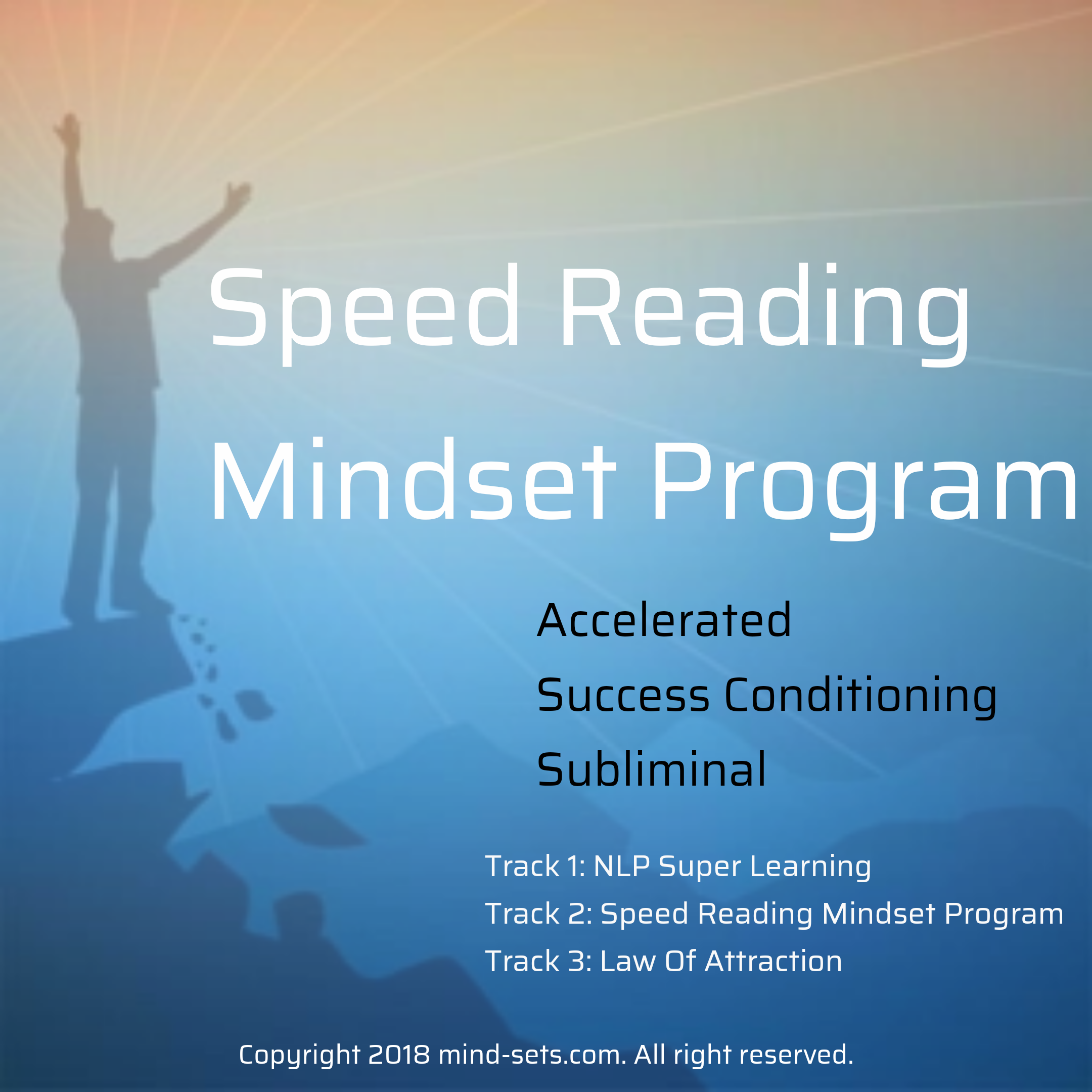 Speed Reading Mindset Program